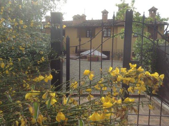 Il Borgo di Salvino: A view of the villa