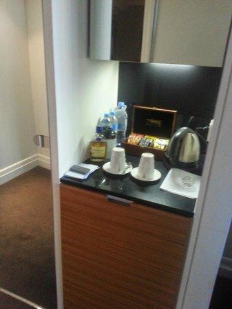 Jupiters Hotel & Casino Gold Coast: Coffee
