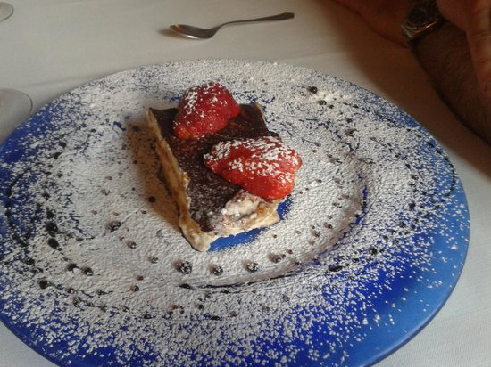 Restaurante-Hotel Rural La Garza Real: Plato 3