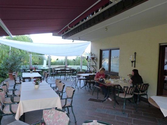 Hotel Heiligenstein: breakfast