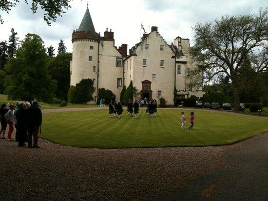 Cortachy Castle Angus