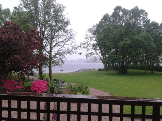 Harvey's Point : View from veranda in room