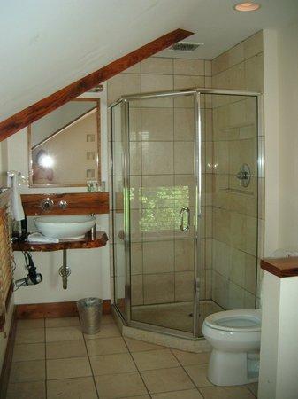The Rhinecliff: Private bath