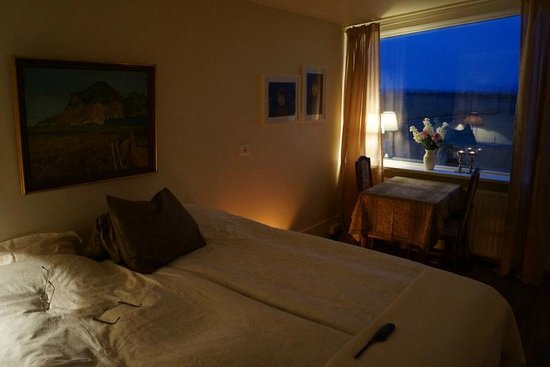 Guesthouse Hvita: Double room