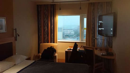Gothia Towers: Room