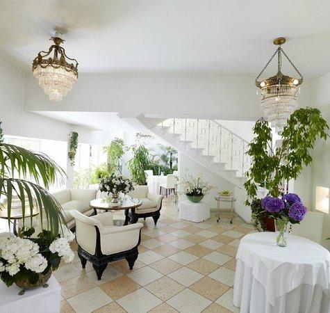 Hotel Opera: Wintergarten