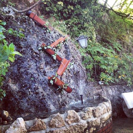 La baita sicignano degli alburni: L'acqua, ricchezza umana