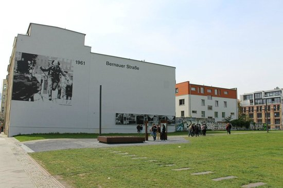 Potsdamer Platz : Музей Берлинской стены
