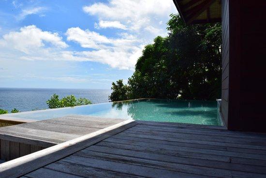Four Seasons Resort Seychelles: Villa Pool