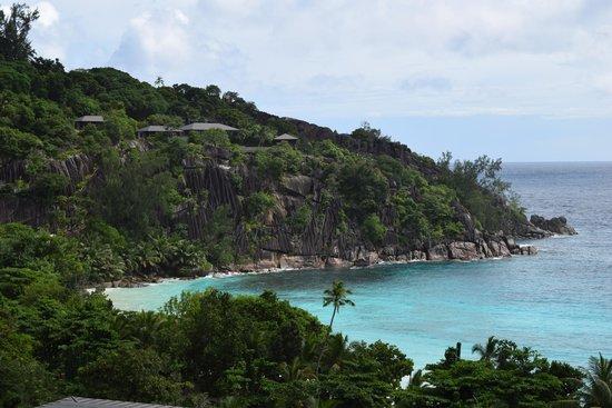 Four Seasons Resort Seychelles: Outside