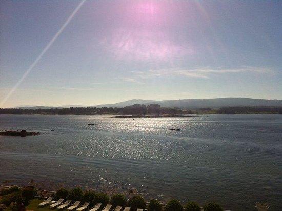 Talaso Hotel Louxo La Toja: vistas matinales