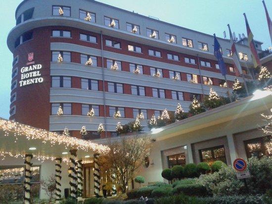 Grand Hotel Trento : Natale 2013