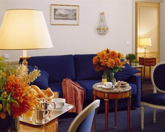 Hotel de Suede St. Germain: SUITE