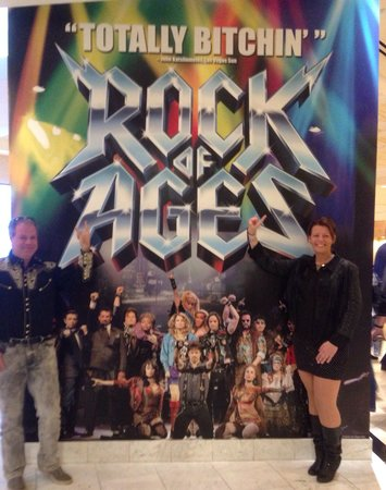 Rock of Ages: Olympian show!