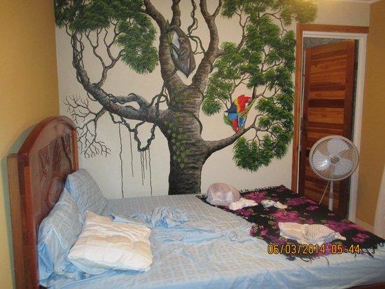 Cabinas Jimenez: Room 10