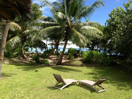 Constance Lemuria: View from our Villa