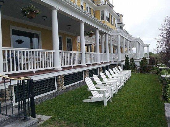 Mountain View Grand Resort & Spa: Hotel