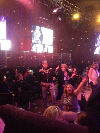 Rock of Ages: Big party after the show!