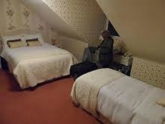 Abocurragh Farm Bed and Breakfast : comfortable beds
