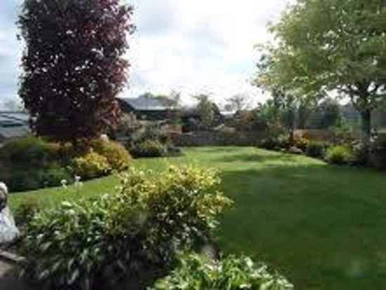 Abocurragh Farm Bed and Breakfast : garden