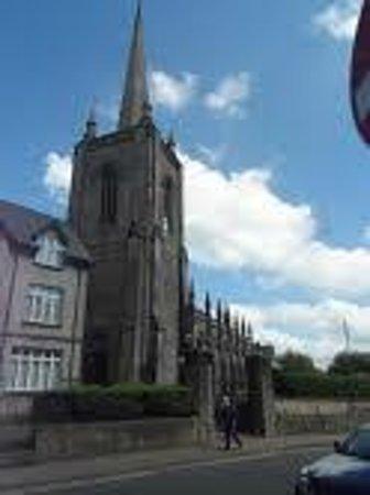 Abocurragh Farm Bed and Breakfast : Enniskillen; Great Grandad got married here.