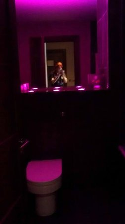 The Twelve Hotel: Bathroom Lighting