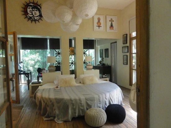 Hotel Casa Lola: Ma très belle chambre
