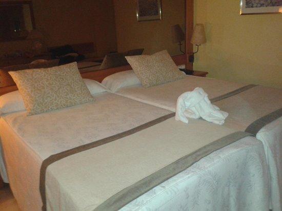 Fanabe Costa Sur Hotel: pequeños detalles muy agradables