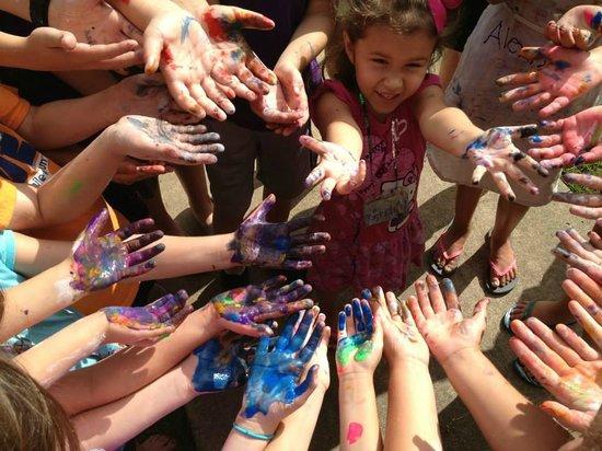 River Oaks Square Arts Center: Summer Arts Studio children's Art Camp