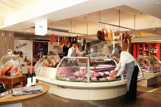 Sea Garden Nuevo Vallarta: Gourmet Market - Le Filet