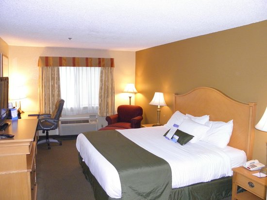 Baymont Inn & Suites Lancaster: King room