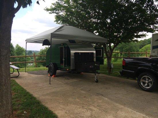 Bear Creek RV Park & Campground : MyTeardrop 2