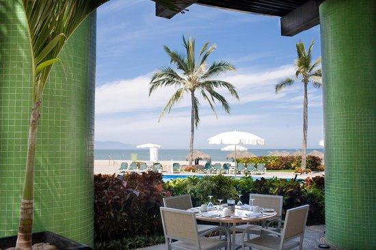 Sea Garden Nuevo Vallarta: Sea Garden Restaurant