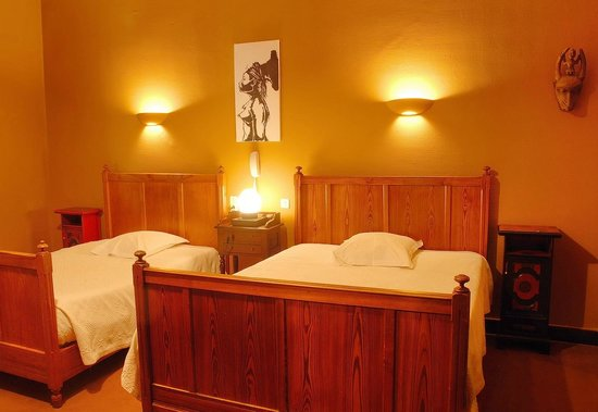 Hotel Heritage : chambre 224