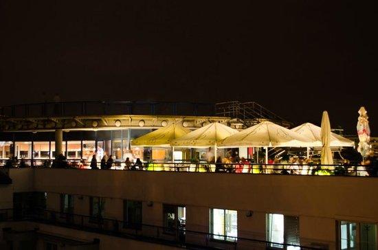 Sunset restaurant : terrace