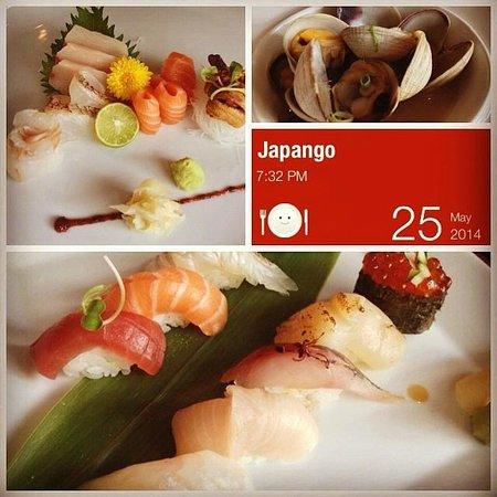 Japango: Moriawase