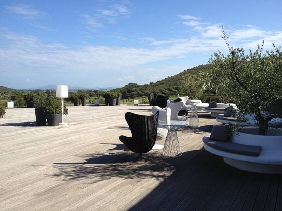 Argentario Golf Resort & Spa: Terrace