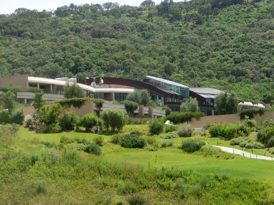 Argentario Golf Resort & Spa: The hotel integrated in nature