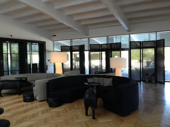 Argentario Golf Resort & Spa: Lounge
