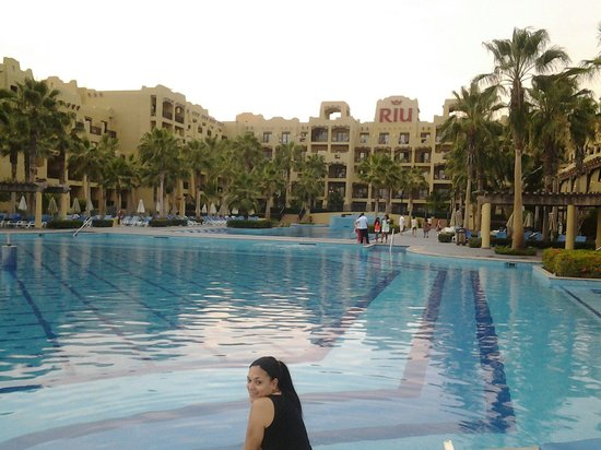 Hotel Riu Santa Fe: Awesome pool