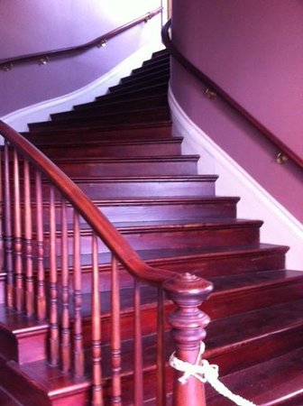 Provincetown Library: Historic Staircase