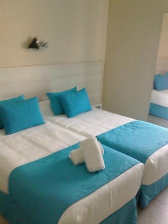 ALEGRIA Maripins: new beds