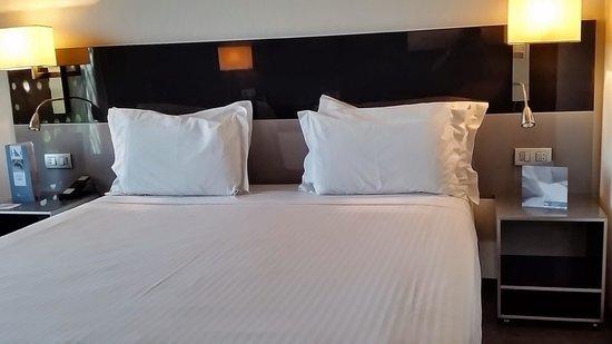 Eurostars Palace: Eurostars Bedroom