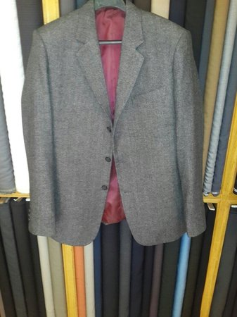 Ash Tailor Samui: Wool jacket