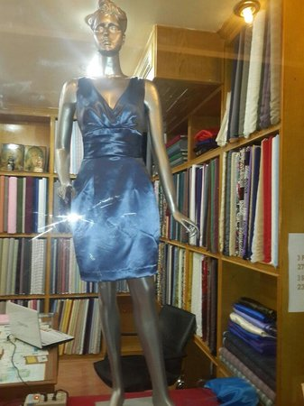 Ash Tailor Samui: One of the display
