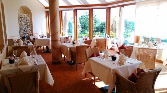Landhotel Birkenhof: Wintergarten