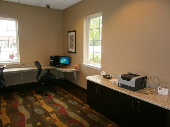 Best Western Plus The Inn at King of Prussia: Business Center