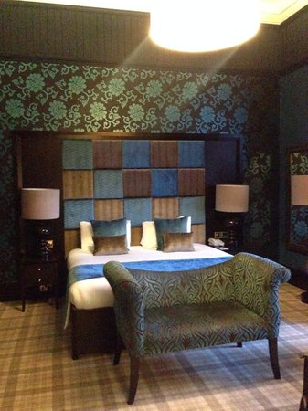 The Dunstane Hotel: Room 20