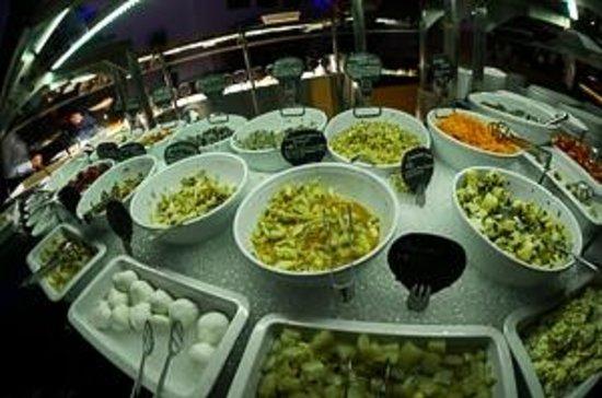Yamm!: Antipasti, Salate...