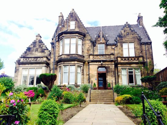 The Dunstane Hotel: The hotel